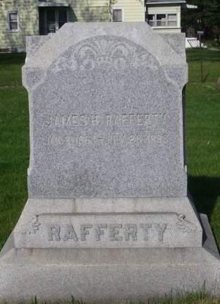 RAFFERTY, JAMES H. - Fayette County, Iowa | JAMES H. RAFFERTY