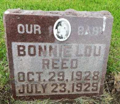 REED, BONNIE LOU - Fayette County, Iowa | BONNIE LOU REED