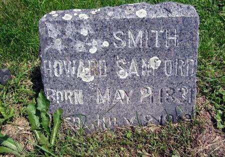 SANFORD, SMITH HOWARD - Fayette County, Iowa | SMITH HOWARD SANFORD
