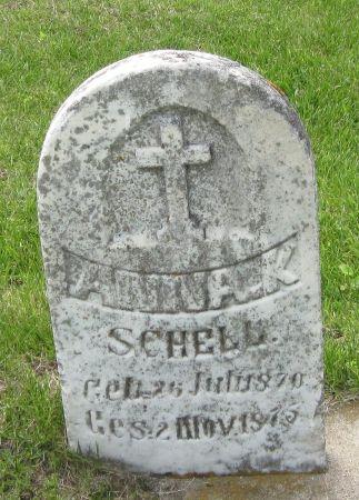 SCHELL, ANNA K - Fayette County, Iowa | ANNA K SCHELL