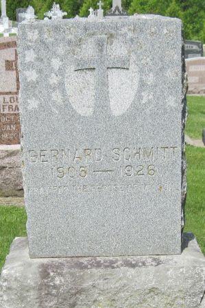 SCHMITT, BERNARD - Fayette County, Iowa | BERNARD SCHMITT