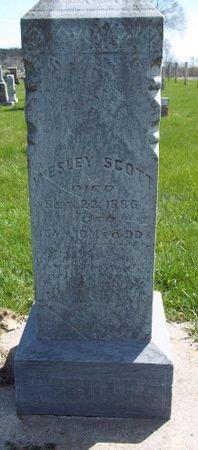 SCOTT, WESLEY - Fayette County, Iowa | WESLEY SCOTT