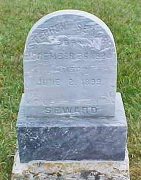 SEWARD, STEPHEN - Fayette County, Iowa   STEPHEN SEWARD