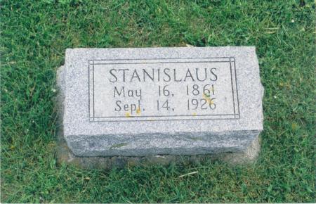 SHEKLETON, STANISLAUS - Fayette County, Iowa | STANISLAUS SHEKLETON