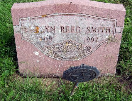 REED SMITH, EVELYN - Fayette County, Iowa | EVELYN REED SMITH