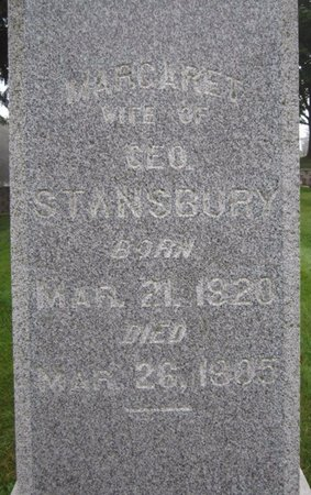STANSBURY, MARGARET - Fayette County, Iowa | MARGARET STANSBURY