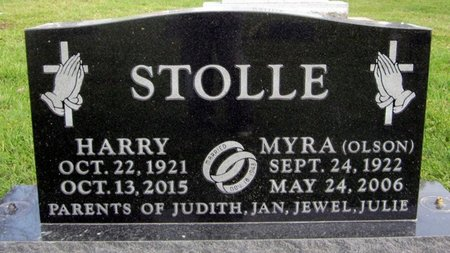 STOLLE, HARRY - Fayette County, Iowa | HARRY STOLLE