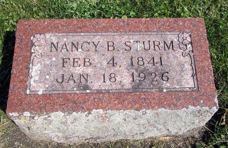 STURM, NANCY B. - Fayette County, Iowa | NANCY B. STURM