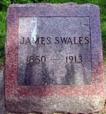 SWALES, JAMES - Fayette County, Iowa | JAMES SWALES