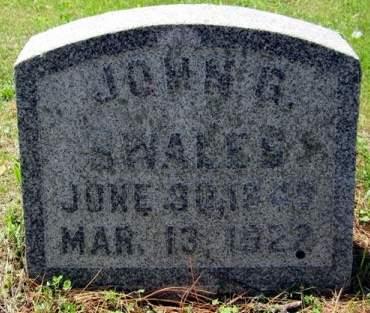 SWALES, JOHN G. - Fayette County, Iowa | JOHN G. SWALES
