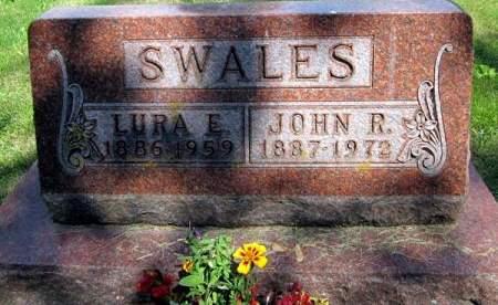 SWALES, JOHN RICHARD - Fayette County, Iowa | JOHN RICHARD SWALES