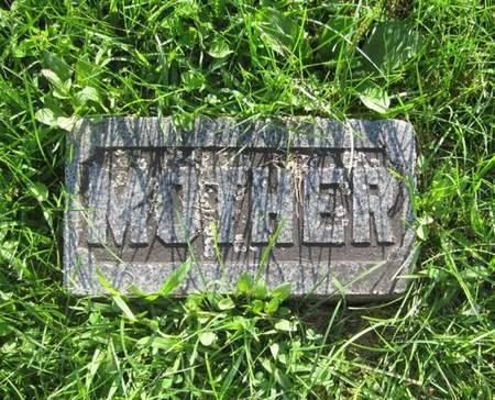 SWEET, MOTHER (MELISSA) - Fayette County, Iowa   MOTHER (MELISSA) SWEET