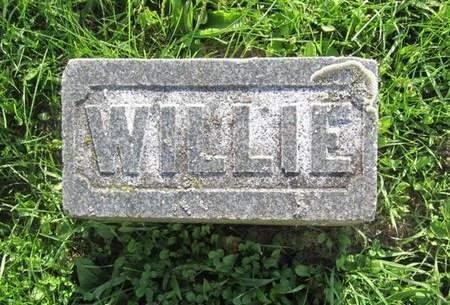 SWEET, WILLLIE - Fayette County, Iowa   WILLLIE SWEET