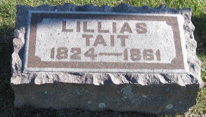 TAIT, LILLIAS - Fayette County, Iowa | LILLIAS TAIT