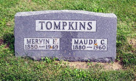 TOMPKINS, MERVIN HENRY - Fayette County, Iowa | MERVIN HENRY TOMPKINS