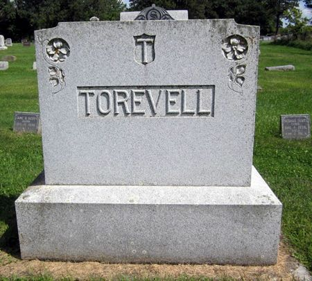 TOREVELL, FAMILY MONUMENT - Fayette County, Iowa | FAMILY MONUMENT TOREVELL