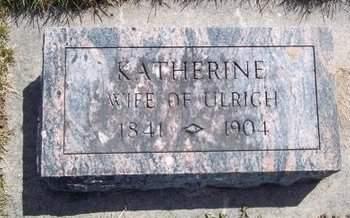 TSCHANTZ, KATHERINE - Fayette County, Iowa   KATHERINE TSCHANTZ