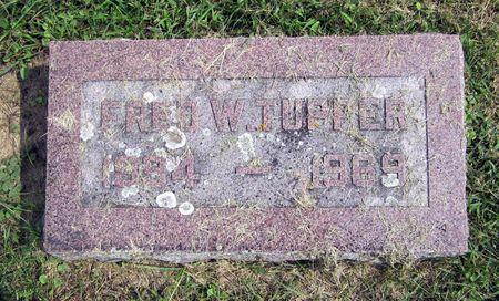 TUPPER, FRED - Fayette County, Iowa | FRED TUPPER