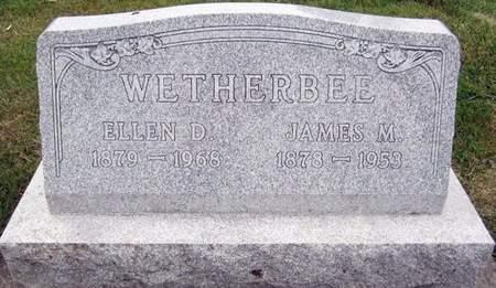 WETHERBEE, JAMES MERRITT - Fayette County, Iowa | JAMES MERRITT WETHERBEE