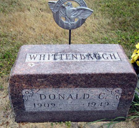 WHITTENBAUGH, DONALD - Fayette County, Iowa | DONALD WHITTENBAUGH