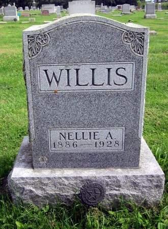 WILLIS, NELLIE A. - Fayette County, Iowa | NELLIE A. WILLIS
