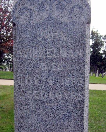 WINKELMAN, JOHN - Fayette County, Iowa | JOHN WINKELMAN