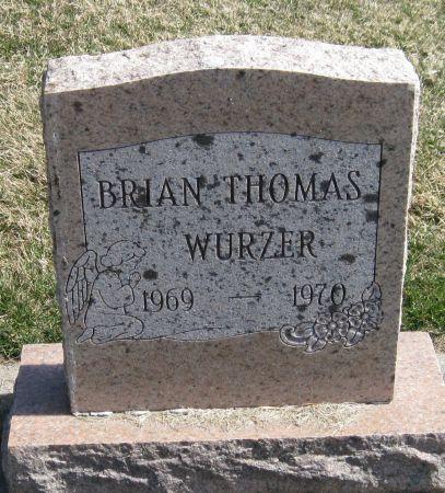 WURZER, BRIAN THOMAS - Fayette County, Iowa   BRIAN THOMAS WURZER
