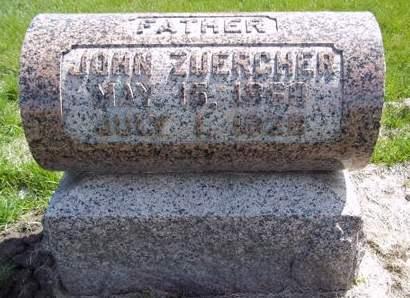 ZUERCHER, JOHN - Fayette County, Iowa | JOHN ZUERCHER