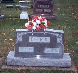 BERK, HENRY & INA - Floyd County, Iowa | HENRY & INA BERK