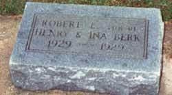 BERK, ROBERT L. - Floyd County, Iowa | ROBERT L. BERK