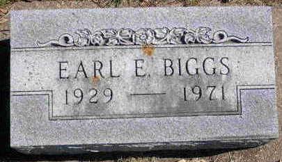 BIGGS, EARL - Floyd County, Iowa | EARL BIGGS