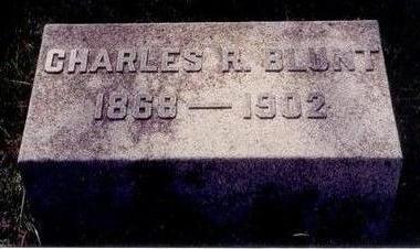 BLUNT, CHARLES RICHARD - Floyd County, Iowa | CHARLES RICHARD BLUNT