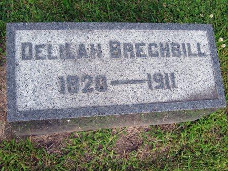 BRECHBILL, DELILAH - Floyd County, Iowa   DELILAH BRECHBILL