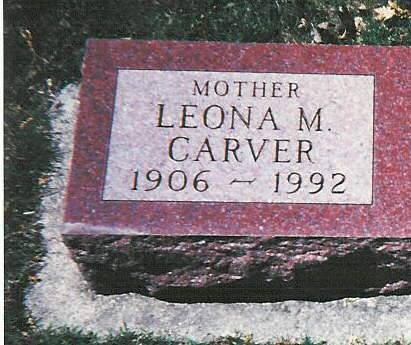 CARVER, LEONA M. - Floyd County, Iowa | LEONA M. CARVER