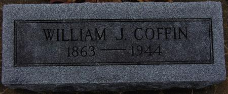 COFFIN, WILLIAM J - Floyd County, Iowa | WILLIAM J COFFIN
