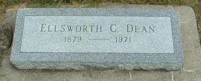 DEAN, ELLSWORTH C - Floyd County, Iowa | ELLSWORTH C DEAN