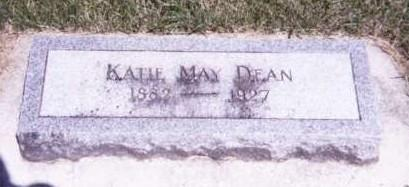 DEAN, KATIE MAY - Floyd County, Iowa | KATIE MAY DEAN