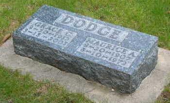 DODGE, GRACE CORAL - Floyd County, Iowa | GRACE CORAL DODGE