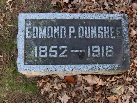 DUNSHEE, EDMOND P. - Floyd County, Iowa | EDMOND P. DUNSHEE