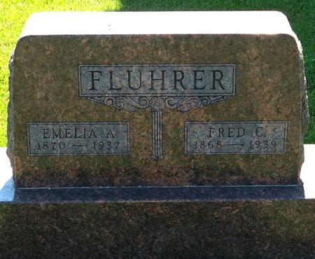 FLUHRER, FRED - Floyd County, Iowa | FRED FLUHRER
