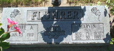 FLUHRER, MARVIN - Floyd County, Iowa | MARVIN FLUHRER