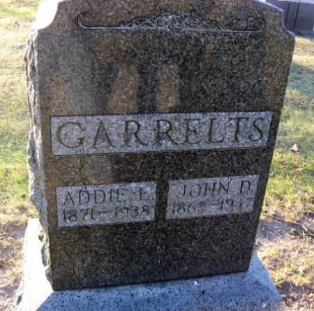 GARRELTS, ADDIE L. - Floyd County, Iowa | ADDIE L. GARRELTS