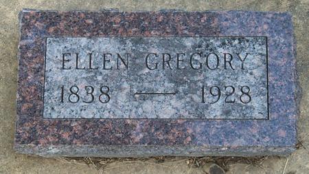 GREGORY, ELLEN - Floyd County, Iowa | ELLEN GREGORY