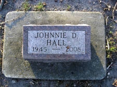HALL, JOHNNIE DUANE - Floyd County, Iowa   JOHNNIE DUANE HALL
