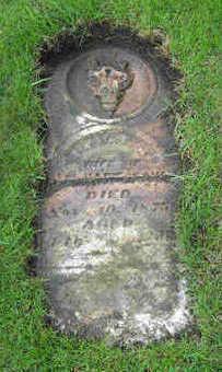 CHILD HARTGROVE, SARAH J. - Floyd County, Iowa | SARAH J. CHILD HARTGROVE