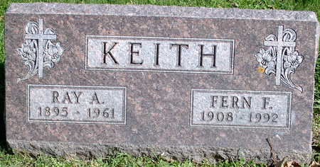 HOPE KEITH, FERN - Floyd County, Iowa | FERN HOPE KEITH