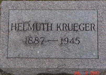 KRUEGER, HELMUTH - Floyd County, Iowa | HELMUTH KRUEGER