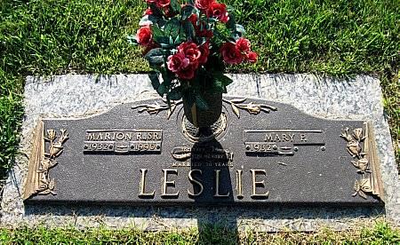 LESLIE, MARION R. - Floyd County, Iowa | MARION R. LESLIE