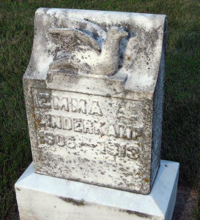 LINDERKAMP, EMMA A. - Floyd County, Iowa | EMMA A. LINDERKAMP
