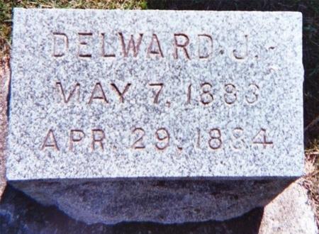 METZ, DELWARD J. - Floyd County, Iowa | DELWARD J. METZ